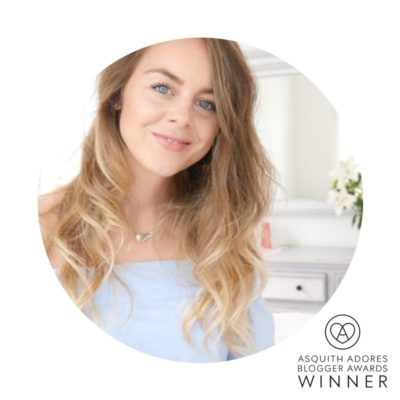 Green beauty blogger Ailish Lucas from The Glowgetter