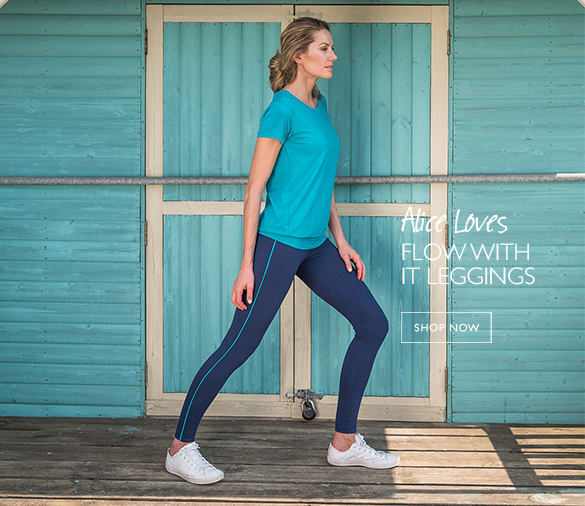 Asquith organic yoga pants