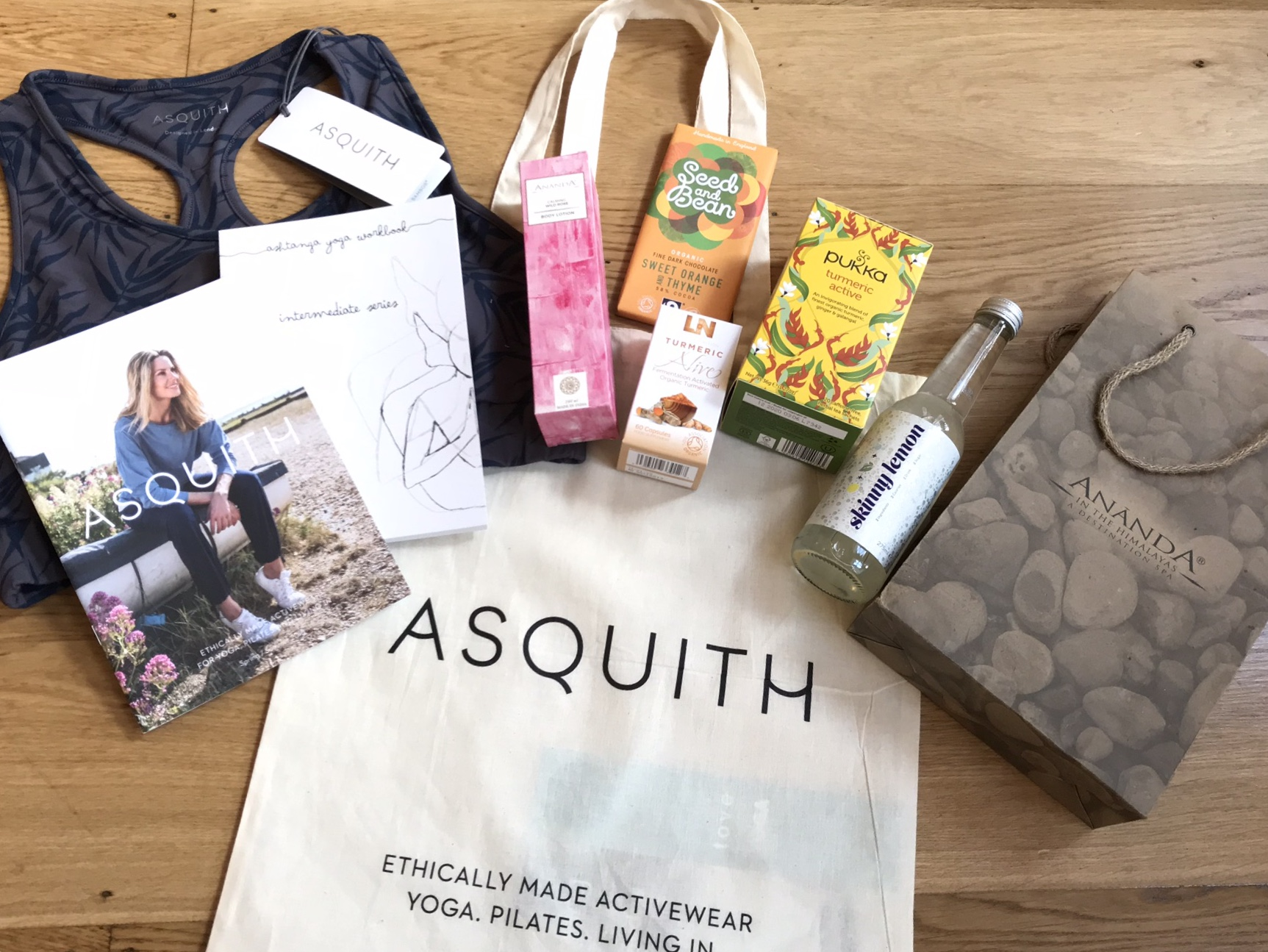 Asquith Goodie Bag