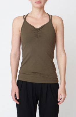 Asquith bamboo yoga top