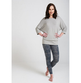 Asquith Bamboo Yoga Top.