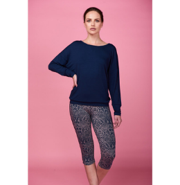 Asquith Bamboo Pilates Top.